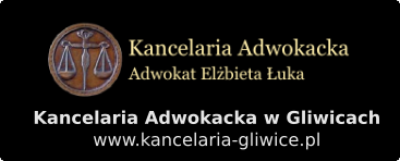 Kancelaria Adwokacka Elżbieta Łuka, adwokat w Gliwicach